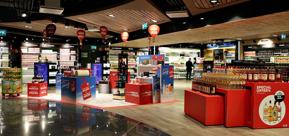 Duty Free Store Porto Airport - Free invoices and estimates tobacco online store