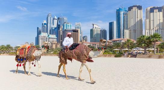 Dubai_Jumeirah beach